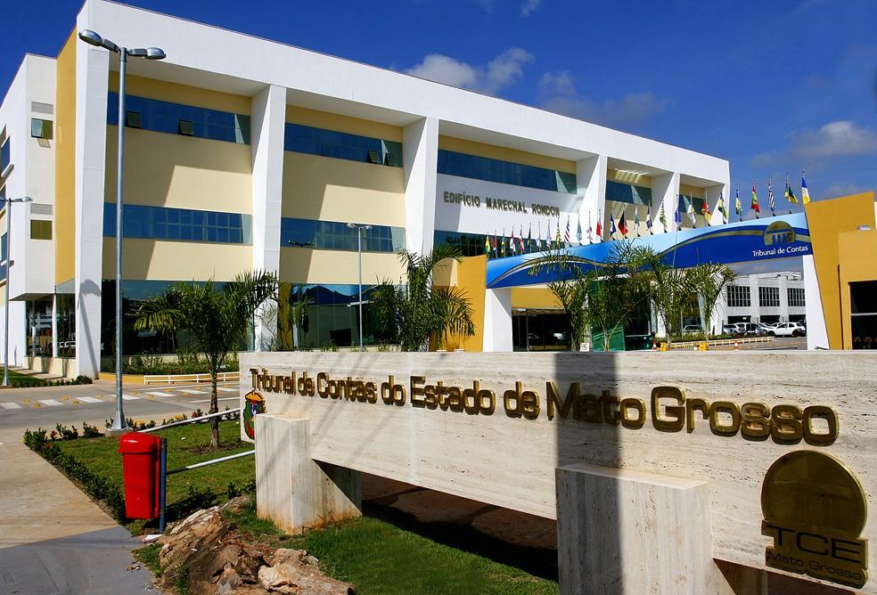 Irregularidades foram constatadas pelos auditores do Tribunal de Contas de Mato Grosso (TCE-MT), durante análise de contas da Defensoria (Foto: TCE-MT/Divulgação)