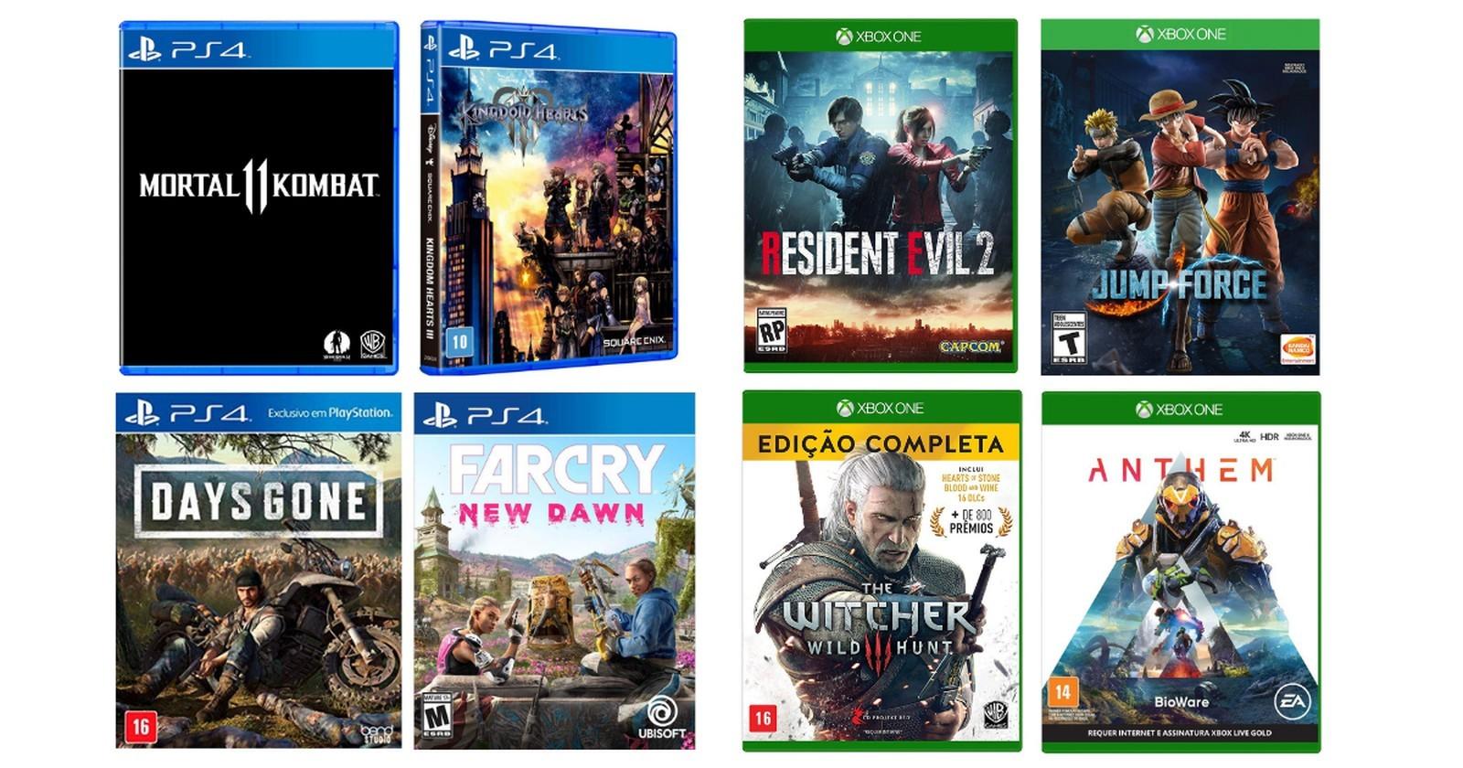 Games (Foto: Divulgação/Amazon)