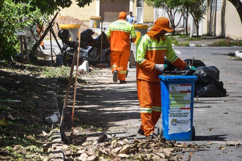 Mutirão de limpeza no Pinheiro e Mutange começa nesta quinta-feira