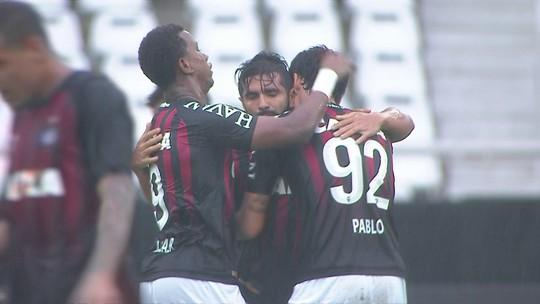 Com gols e assistências, Guilherme turbina números e se consolida no Atlético-PR