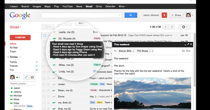 Gmail Como Saber Se O Seu E Mail Foi Lido Listas Techtudo