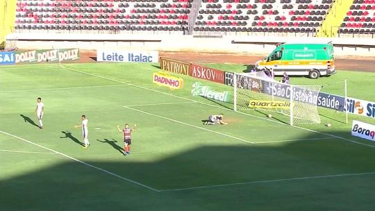 Análise: livre da queda, Botafogo-SP tem bom início, mas cansaço faz time vacilar no fim
