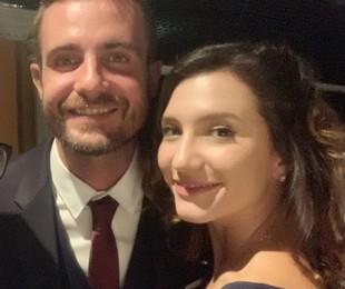 Max Fercondini e Lorena Comparato   Reprodução/Instagram Alexandre Moreno