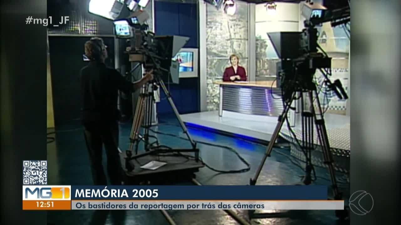 Memória MG: quadro relembra bastidores de uma reportagem da TV Integração