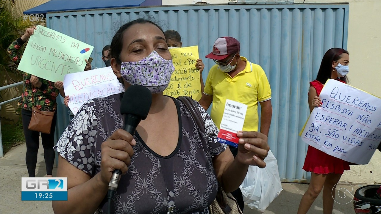 Transplantados em petrolina reclamam que não estão recebendo medicamentos