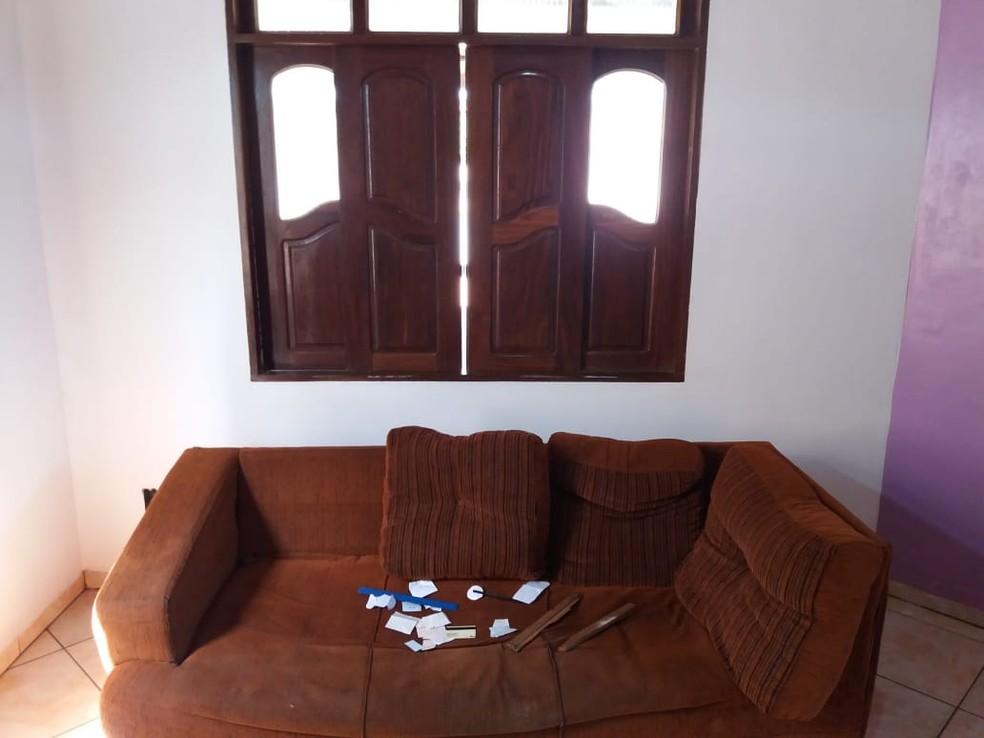 -  Fotógrafo percebeu que a casa tinha sido furtada às 8h30 desta sexta-feira, 13  Foto: Stênio Moraes/Arquivo Pessoal
