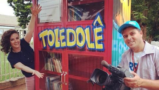 Toledo será a estrela do Plug deste sábado (17)