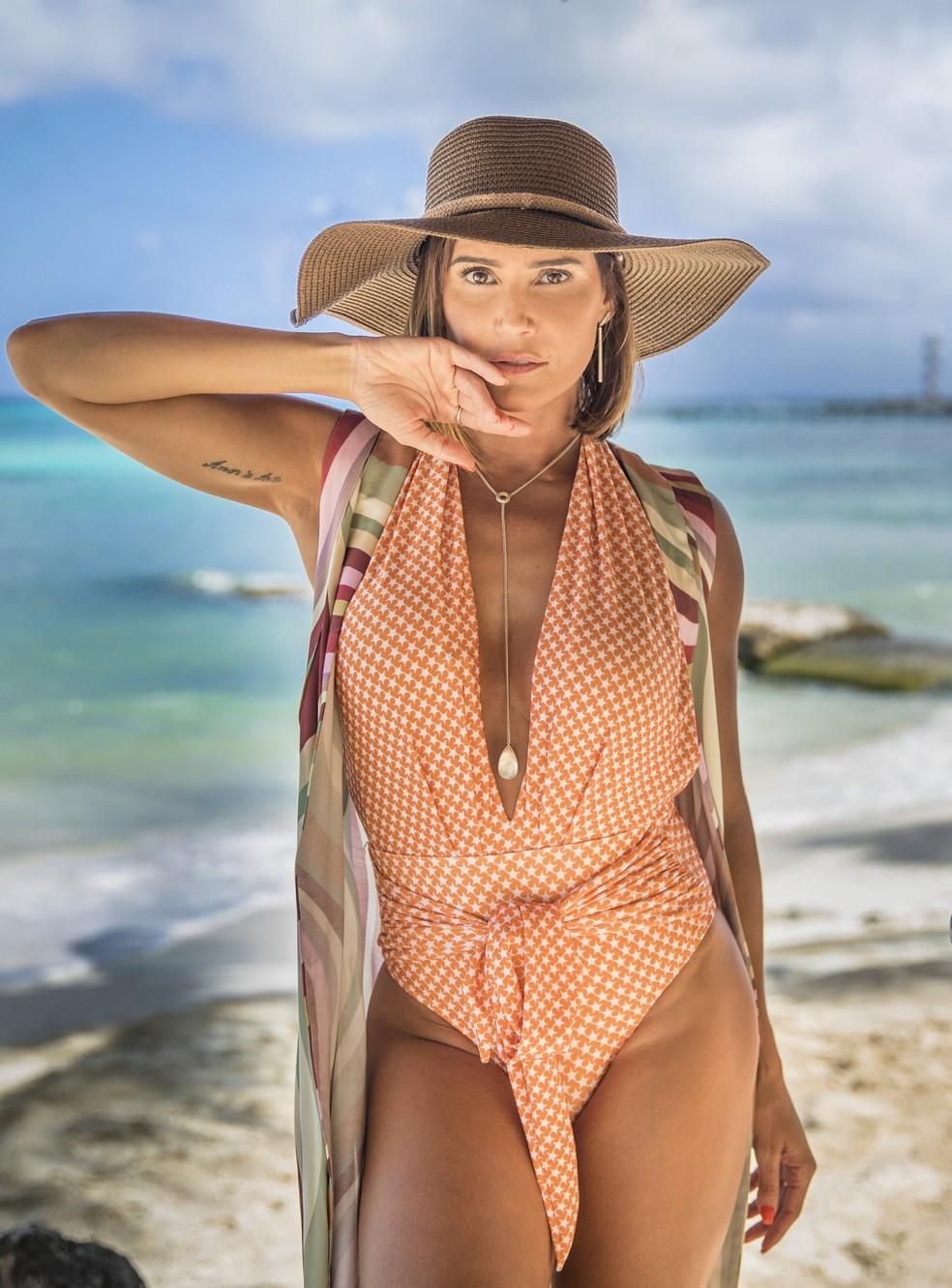 Deborah Secco será Alexia Máximo em 'Salve-se Quem Puder', que estreia no início de 2020 — Foto: João Miguel Junior/Globo