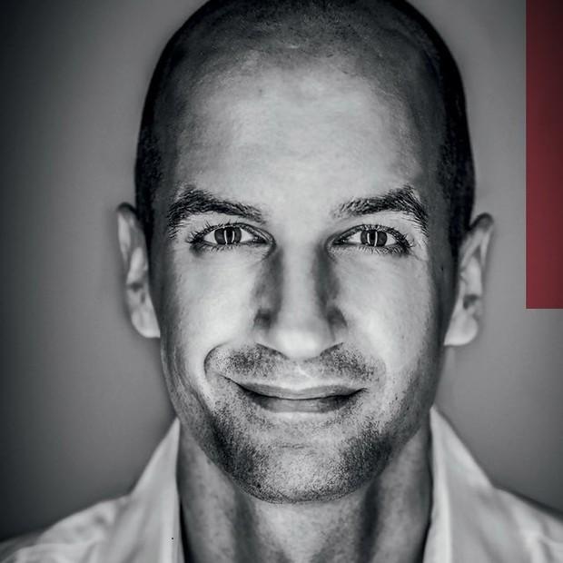 Pascal Finette, chefe do programa de empreendedorismo e inovação aberta da Singularity University (Foto: Divulgação)