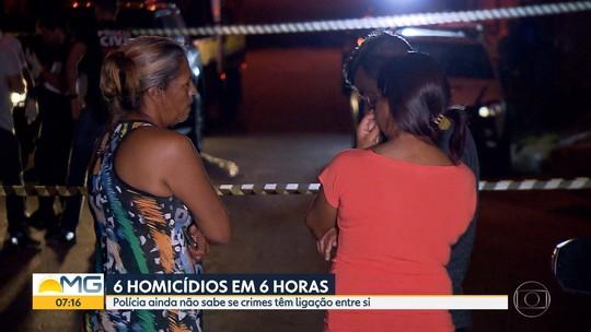 Polícia Militar registra assassinatos em Betim, na Grande BH