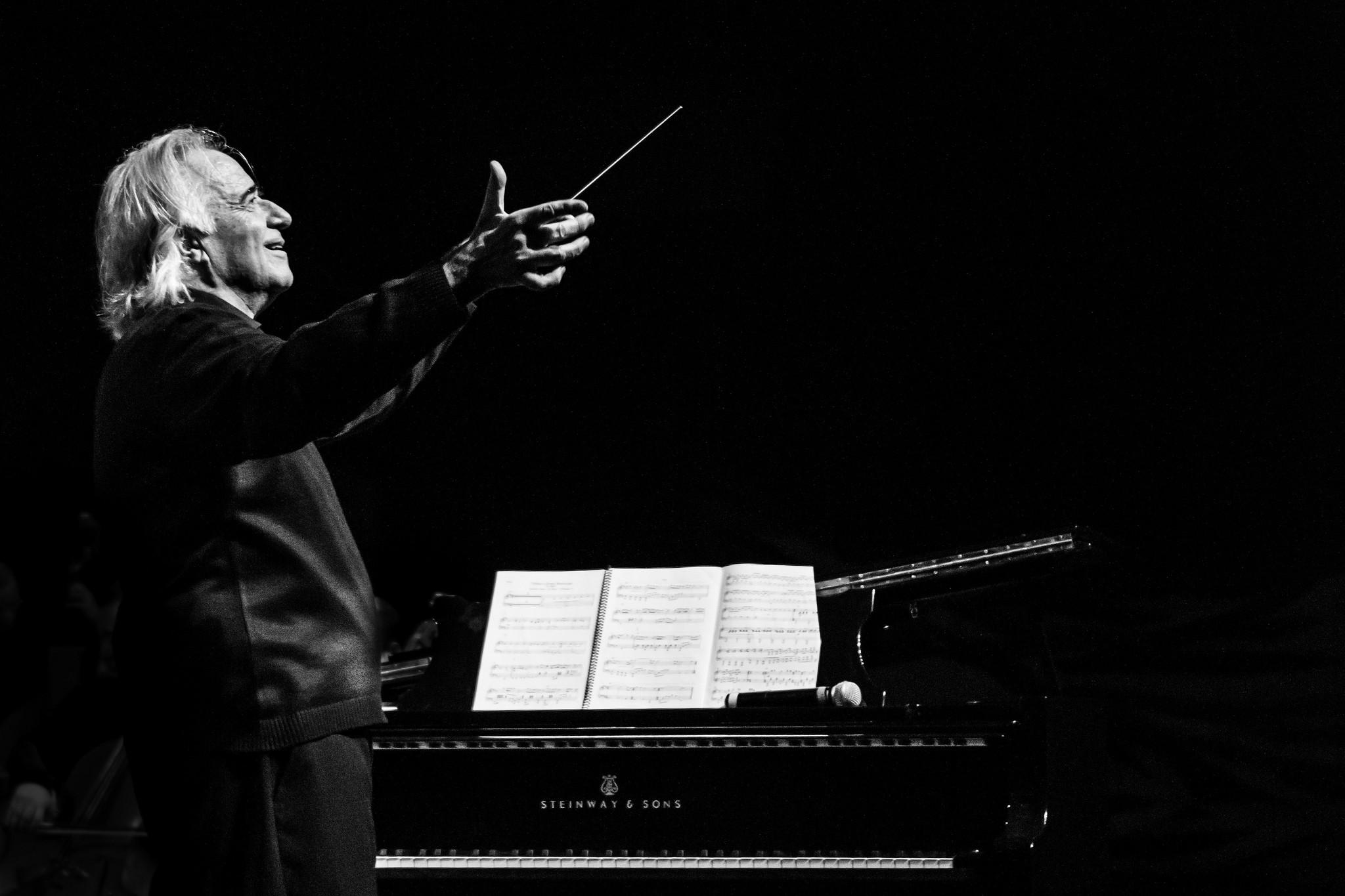 Maestro João Carlos Martins (Foto: Fernando Mucci / Divulgação)