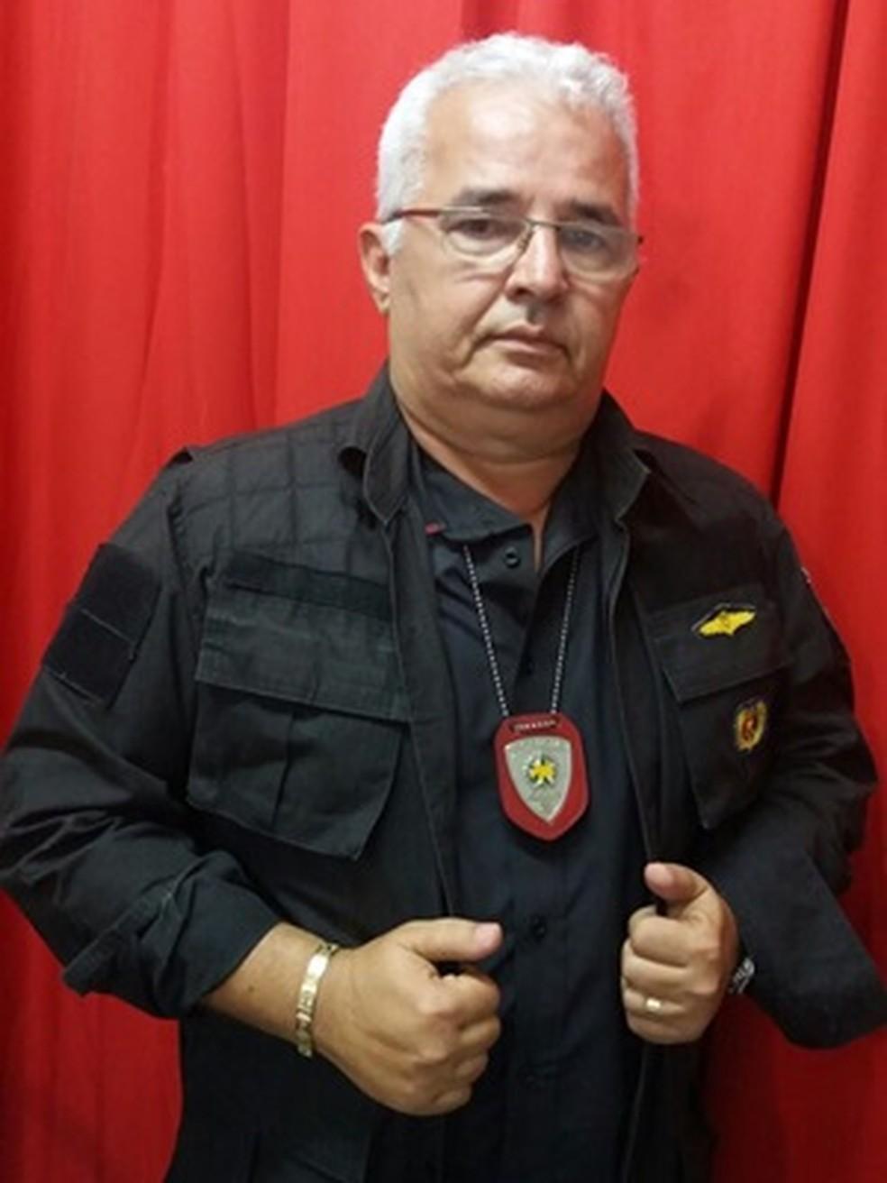 Normando Feitosa, delegado da Deprov — Foto: Anderson Barbosa/G1