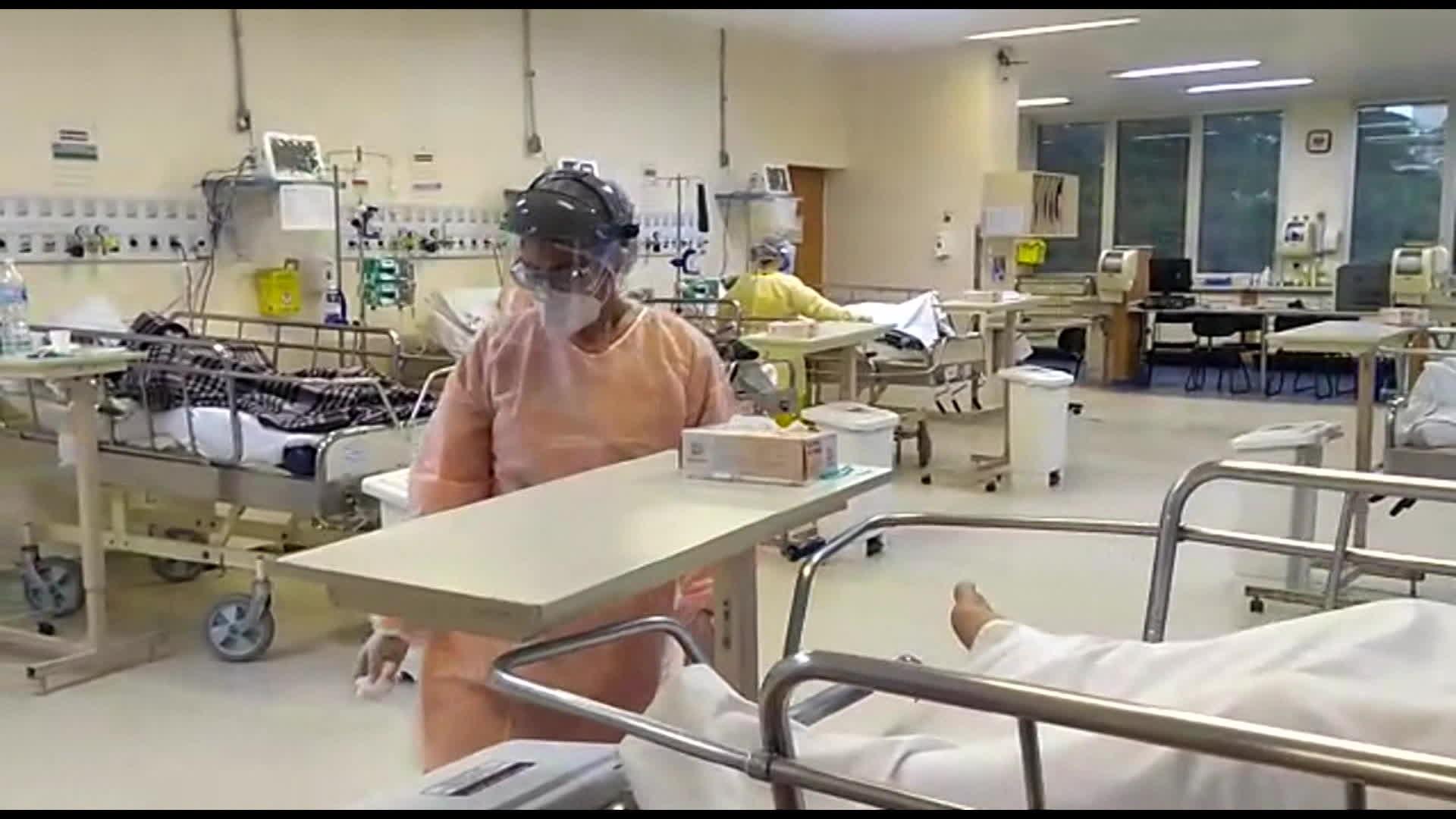 Alta do número de pacientes internados com Covid-19 aumenta necessidade de bolsas de sangue na Bahia