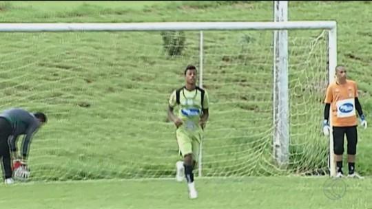 #Tbt lembra passagem de Bruno Henrique, do Flamengo, pelo Uberlândia Esporte
