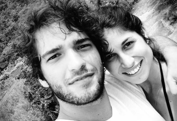 Humberto Carrão e Chandelly Braz (Foto: Reprodução/Instagram)
