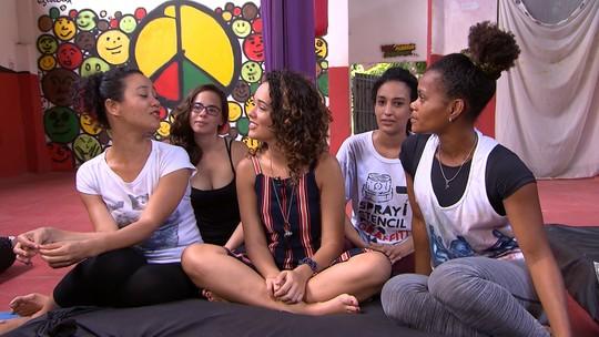 Projeto Escologia promove arte circense no Parque de Pituaçu