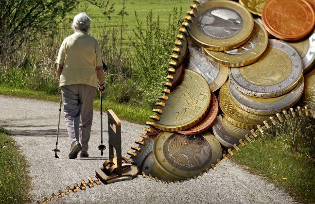 Previdência, pensão, velhice, aposentadorias (Foto: Pixabay)
