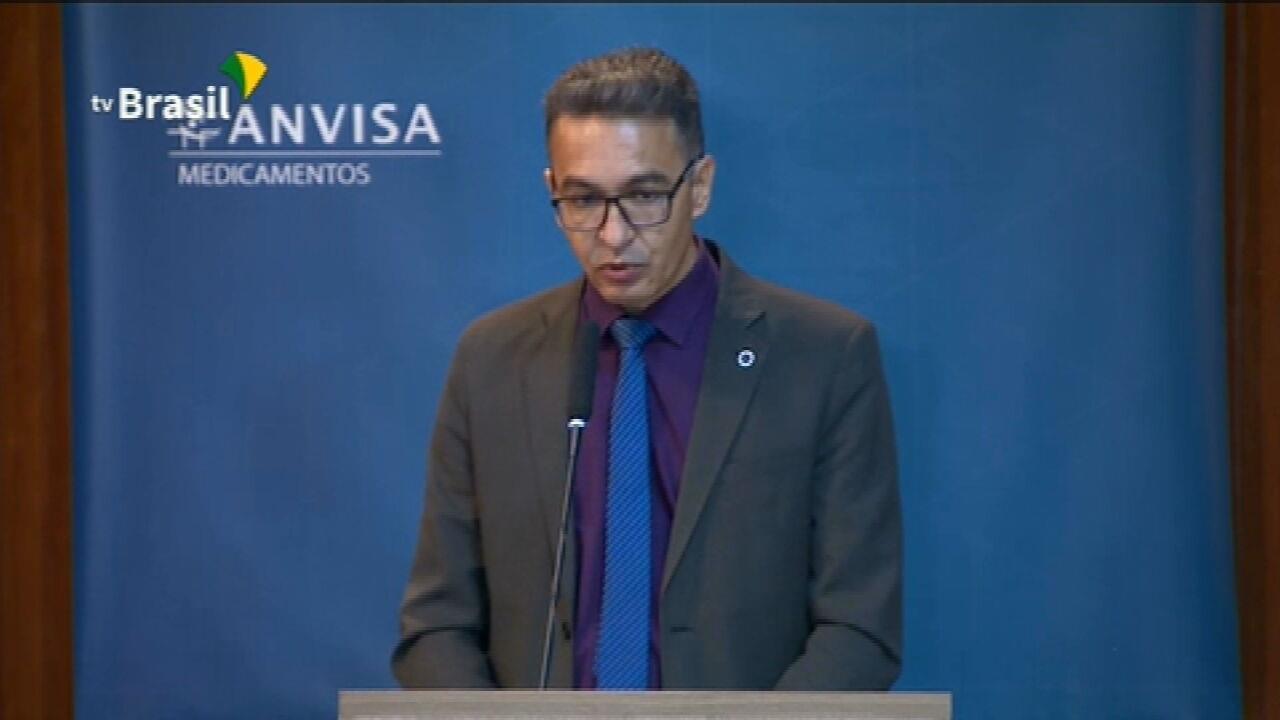 VÍDEO: Romilson Mota, diretor da Anvisa, vota a favor das vacinas Coronavac e da Oxford
