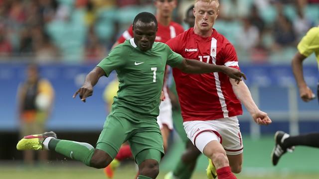 4ff45bb8072b0 Nigéria bate Dinamarca e encara a Alemanha nas semifinais – ATOS   FATOS