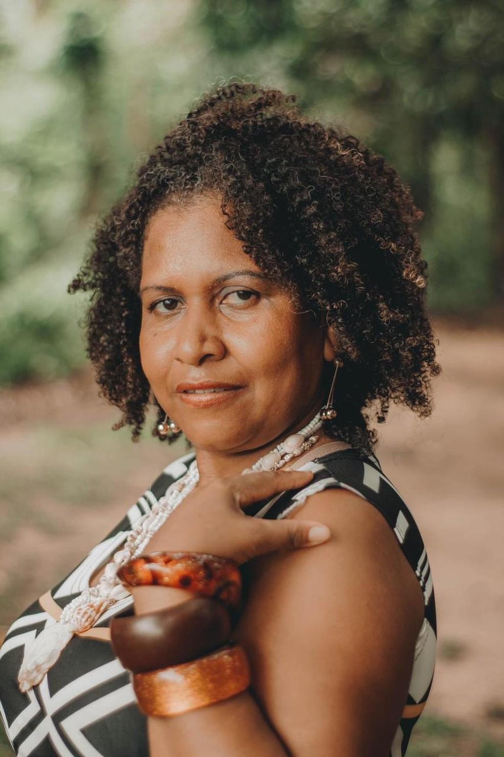 Maria de Fátima Batista Barros era uma das principais lideranças quilombolas do Tocantins — Foto: Arquivo pessoal