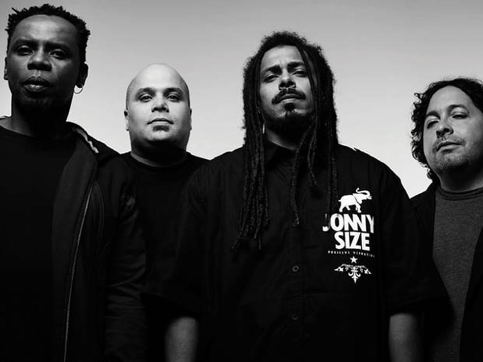 O Rappa é uma das bandas mais esperadas para o João Rock 2012 (Foto: Daniel Klajmic/ Divulgação.)