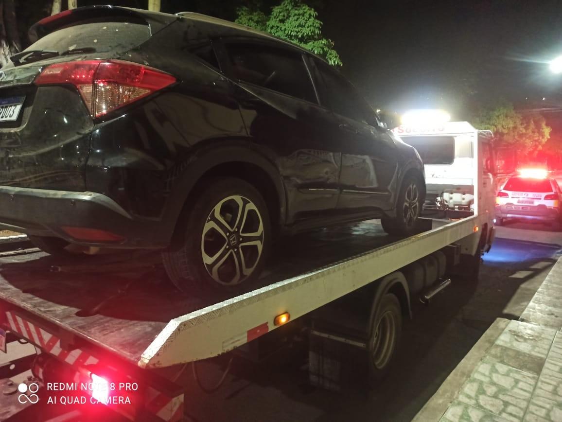 Dois homens são presos com carro clonado em Ipatinga