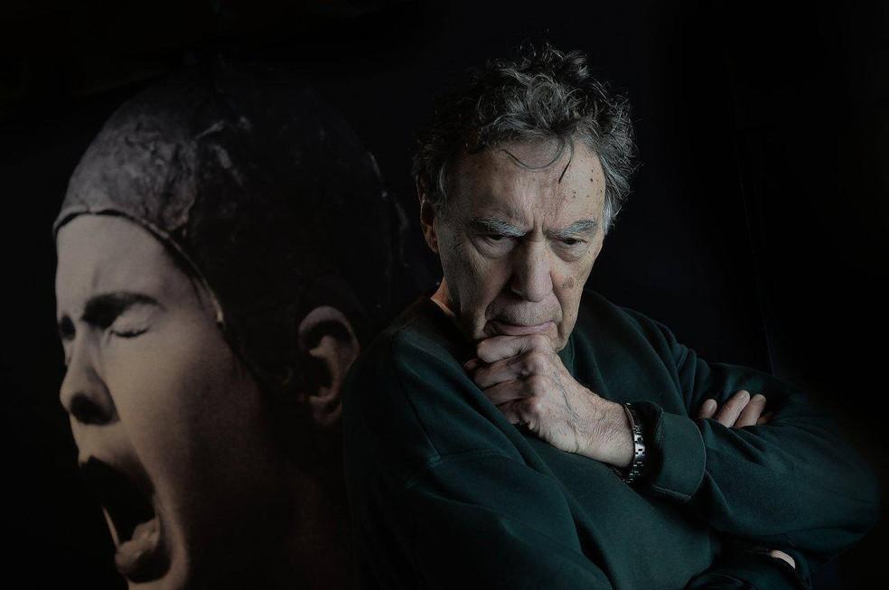 O diretor de teatro Antunes Filho — Foto: Divulgação/Centro de Pesquisa Teatral