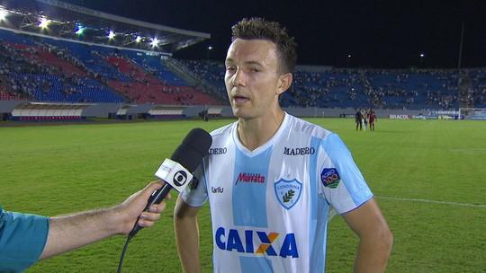 Dagoberto exalta luta do Londrina, mas lamenta time não conseguir a vaga na Série A