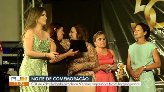 CDL de Volta Redonda comemora 50 anos