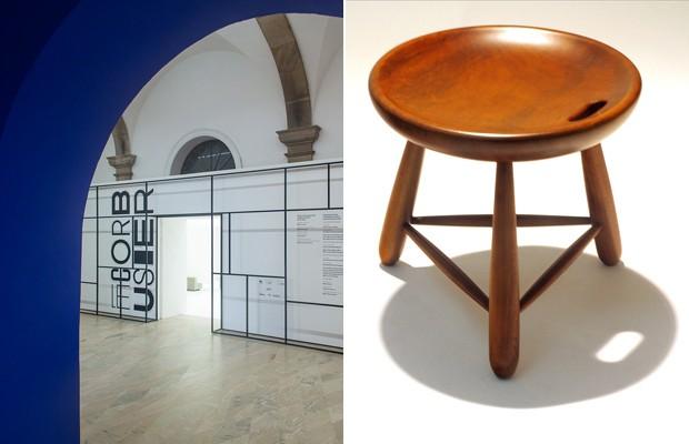 Le Corbusier e Sergio Rodrigues são homenageados em exposições em São Paulo, que duram até agosto (Foto: Divulgação)