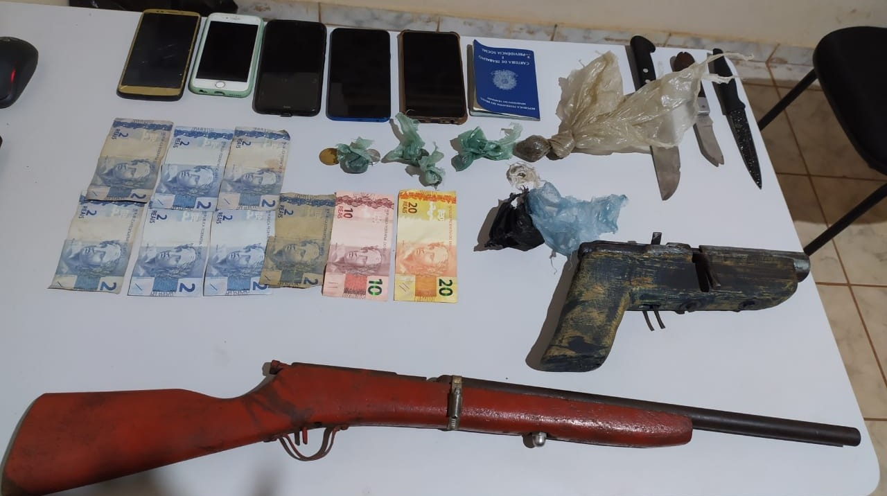 Homem é preso por tentativa de homicídio em Santana do Araguaia