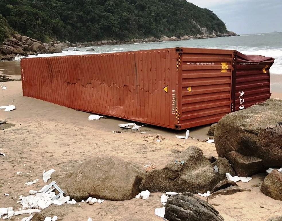 Resultado de imagem para Porto de Santos queda container