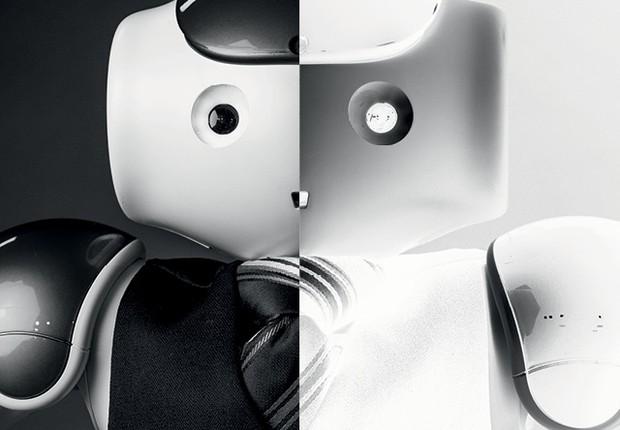 Robô Pluginbot  - Agradecimento: maximu's Rigor (Colete) (Foto: Marcus Steinmeyer)