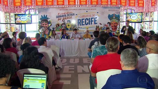 Carnaval do Recife anuncia Gaby Amarantos, Fafá de Belém e artistas locais; veja programação completa