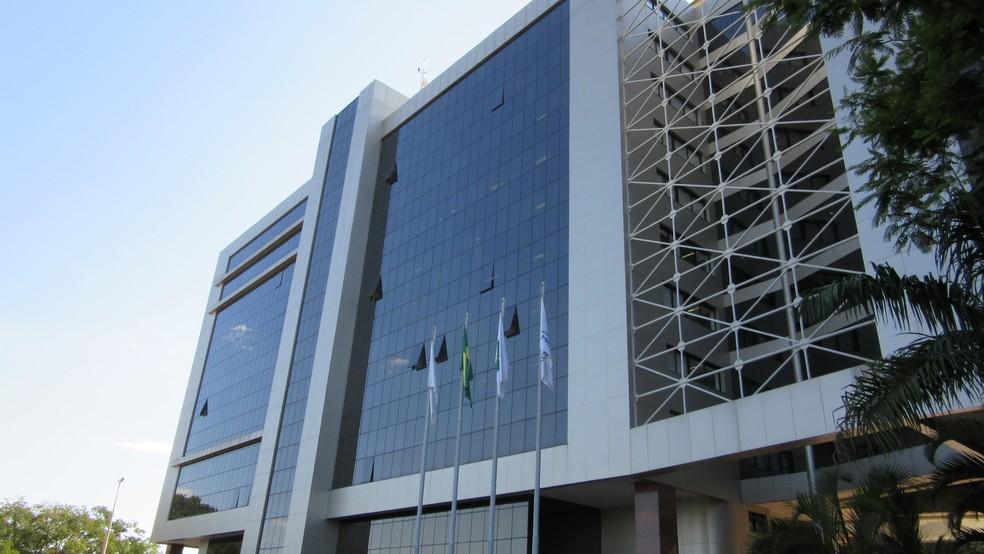 Ministério Público do Distrito Federal (Foto: Raquel Morais/G1)