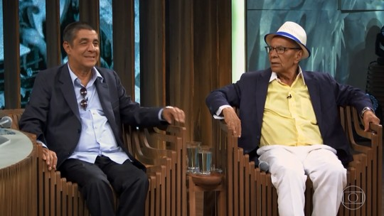 Zeca Pagodinho e Monarco falam sobre marginalização do samba: 'É coisa de preto, pobre, favelado'