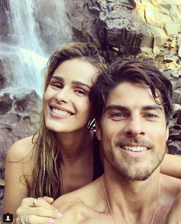 Evandro Soldati e Yasmin Brunet (Foto: Reprodução/Instagram)