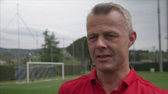 Fifa promove treino com VAR para árbitros, que se dizem confortáveis com tecnologia