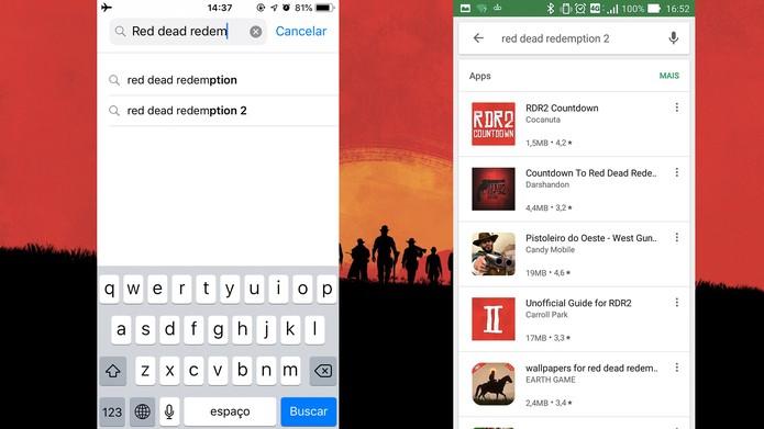 Red Dead Redemption 2: Companion App