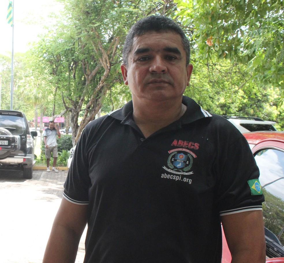 Presidente Da Associação Dos Cabos E Soldados Da Polícia