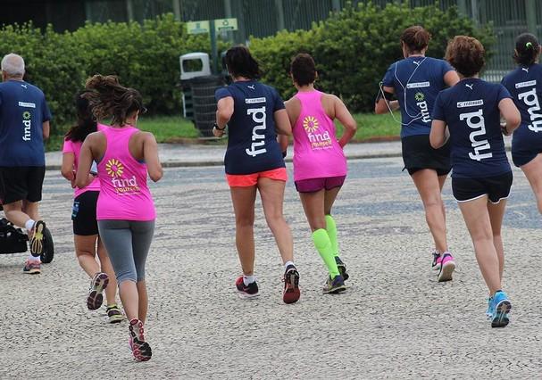 Assessorias de corrida (Foto: Instagram/Reprodução)