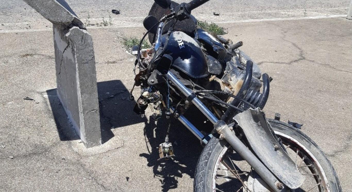 Homem morre após capotar com motocicleta em Pesqueira