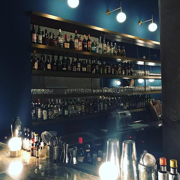 O bar Fel, localizado no Copan, é uma ótima opção para drinks (Foto: Reprodução/Instagram)