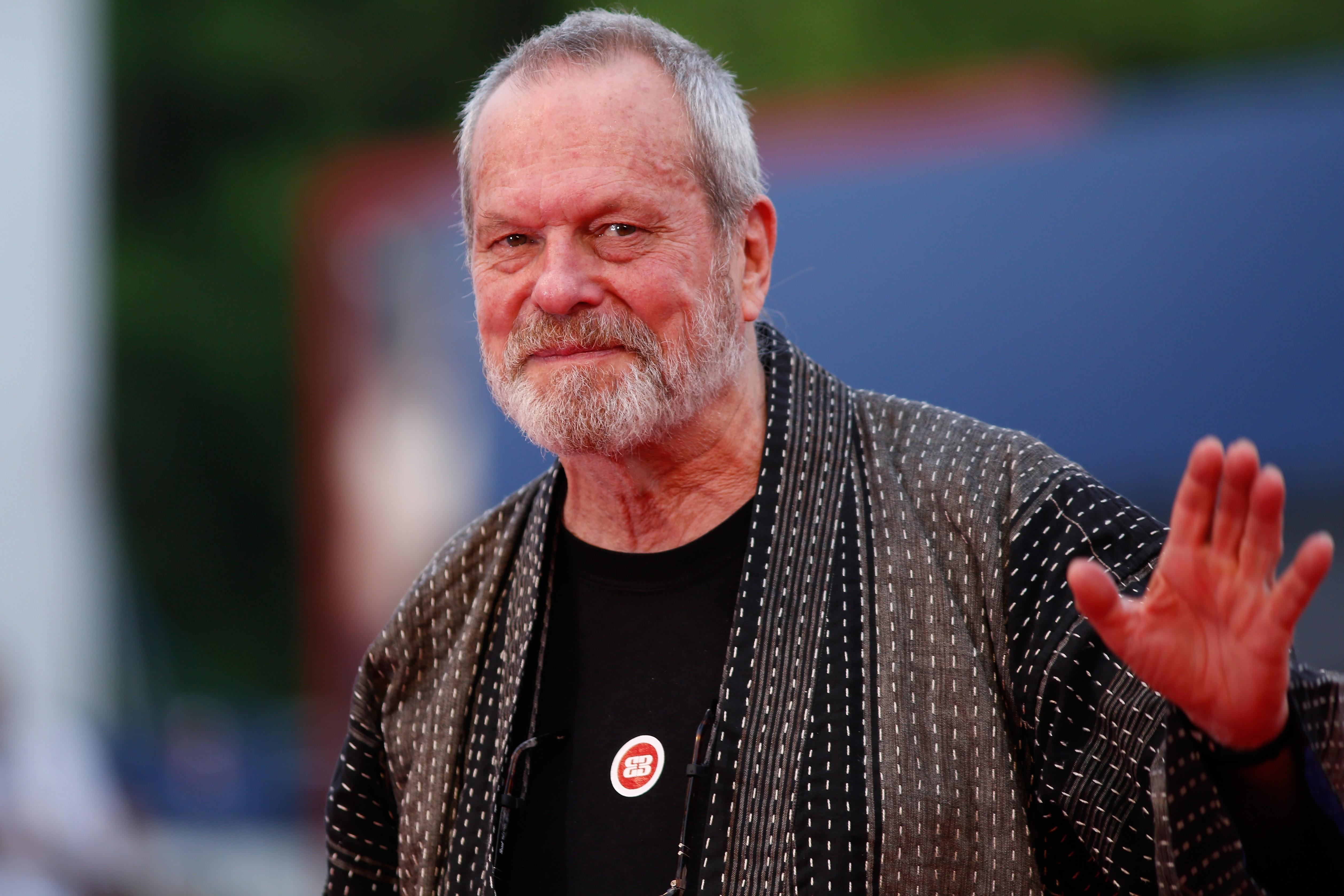 O diretor Terry Gilliam (Foto: Getty Images)