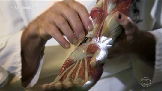 Como garantir a saúde das mãos?