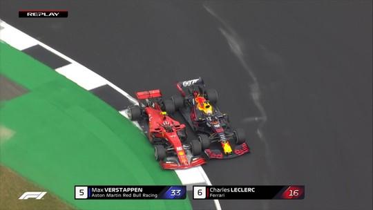 """Leclerc se mostra ansioso para ter mais duelos com Verstappen na F1: """"Não vejo a hora"""""""