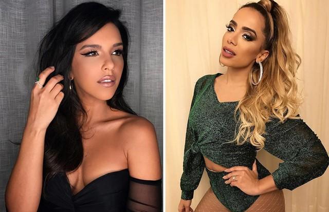 Mariana Rios e Anitta: clientes de Junior Mendes (Foto: Reprodução/Instagram)