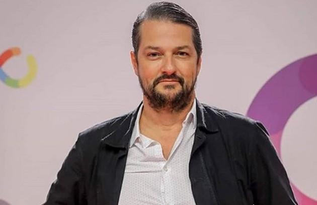 Fora do ar desde 'O Sétimo Guardião', Marcelo Serrado é outro competidor da atração, que será comandada por Taís Araujo  (Foto: TV Globo )