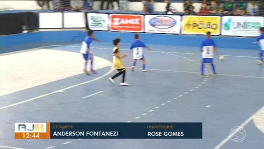 Valença participa de seletiva do Festival Dente de Leite de Futsal
