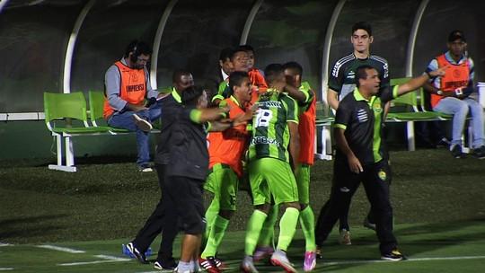 Aparecidense perde para Cuiabá, mas avança à semifinal da Copa Verde
